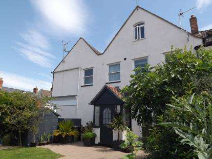 4 Bedrooms Terraced House for sale in Coach Close, Berkeley, Gloucestershire, .