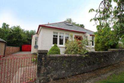 5 Bedrooms Bungalow for sale in Colquhoun Street, Helensburgh
