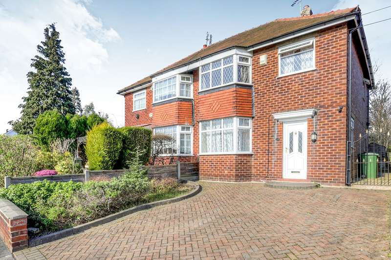 3 Bedrooms Semi Detached House for sale in Didsbury Road, STOCKPORT, Cheshire, SK4
