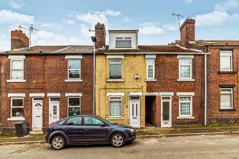 4 Bedrooms House for sale in Avondale Road, Bradgate, Rotherham, South Yorkshire, S61