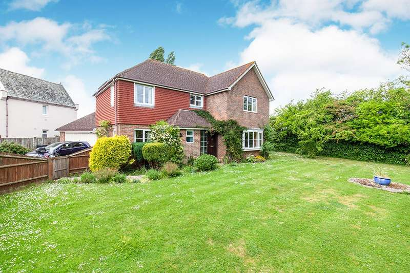 4 Bedrooms Detached House for sale in Hilltop Drive, Rye, East Sussex, TN31
