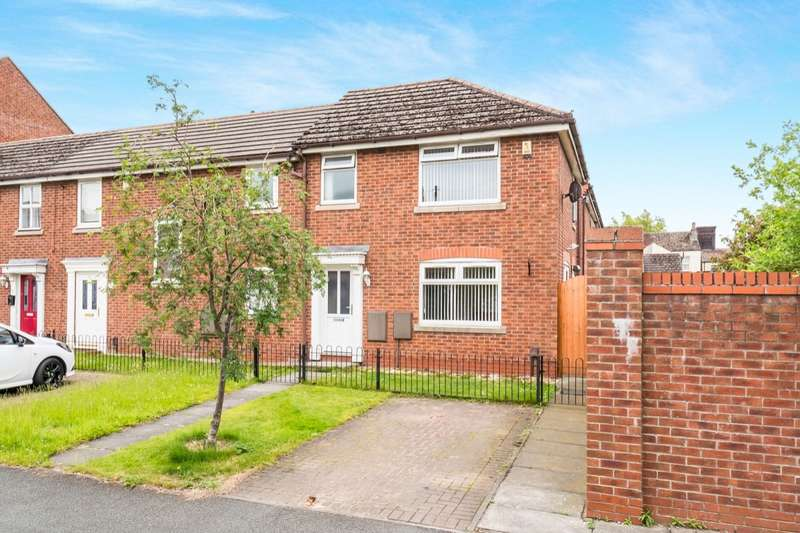 2 Bedrooms House for sale in Luton Street, Widnes, Cheshire, WA8