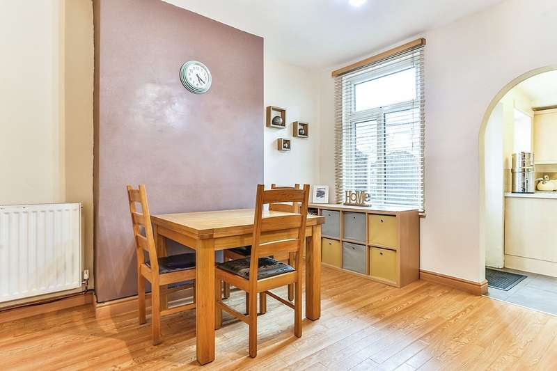 3 Bedrooms House for sale in Welby Place, Sheffield, S8
