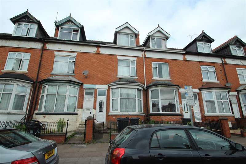 4 Bedrooms Terraced House for sale in East Park Road, Leicester