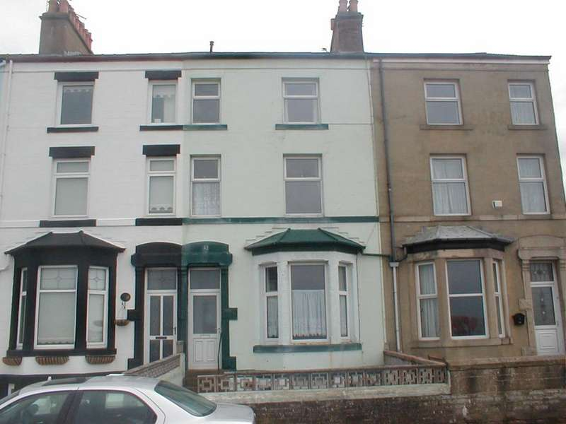 1 Bedroom Flat for rent in Flat 3, Sandylands Promenade, Morecambe LA3