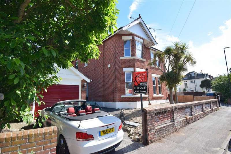 2 Bedrooms Apartment Flat for sale in Parkwood Road, Bournemouth