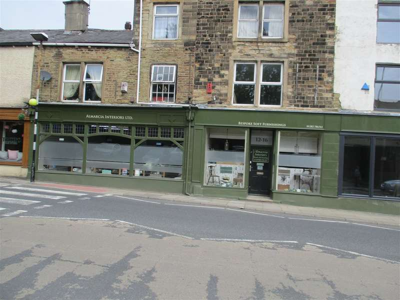 Commercial Property for sale in Church Street, T/A Almarcia Interiors Ltd, PADIHAM