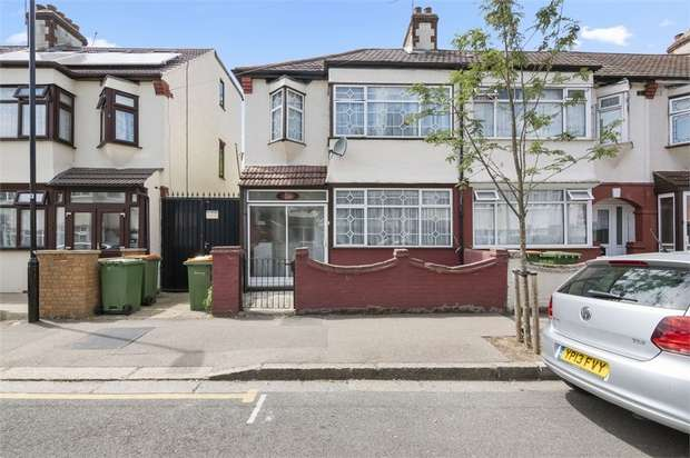 3 Bedrooms Semi Detached House for sale in Lawrence Avenue, Manor Park, London