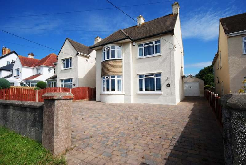 3 Bedrooms Detached House for sale in Boverton Road, Llantwit Major, Vale of Glamorgan, CF61 1YA