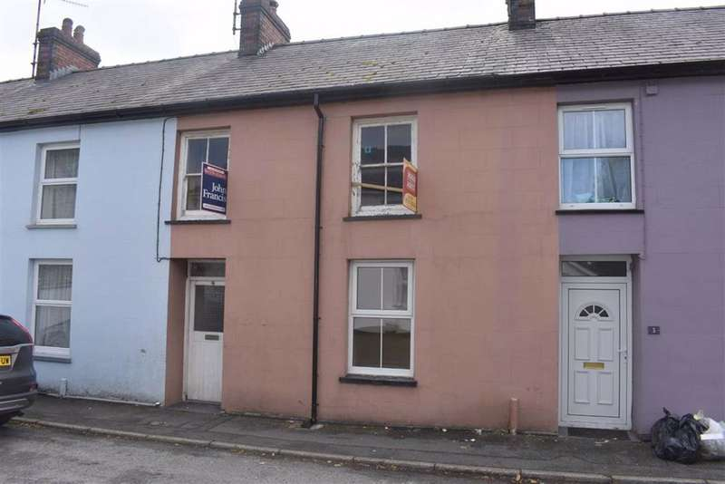 3 Bedrooms Town House for sale in Mill Street, Lampeter
