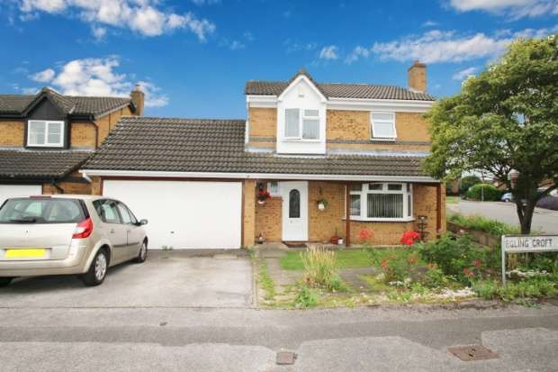 4 Bedrooms Detached House for sale in Egling Croft, Nottingham, Nottinghamshire, NG4 2DB