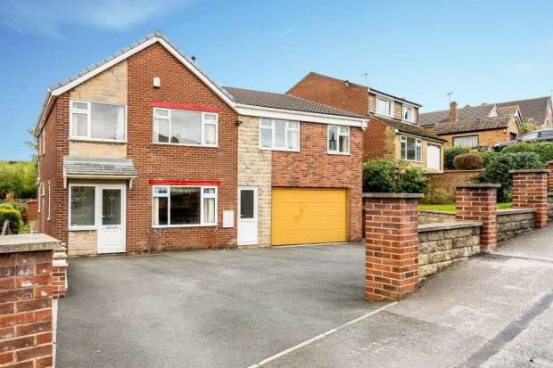 4 Bedrooms Detached House for sale in Craven Lane, Cleckheaton, West Yorkshire, BD19 4QU