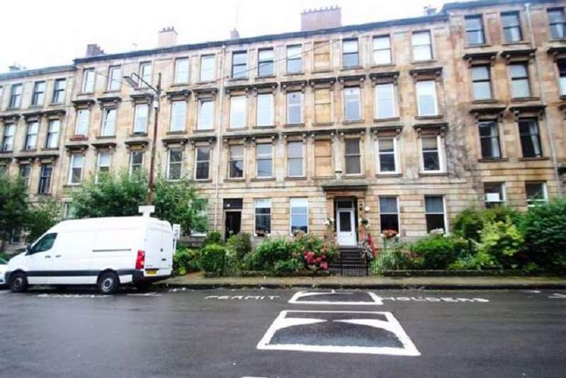 6 Bedrooms Flat for rent in KERSLAND STREET, GLASGOW, G12 8BW