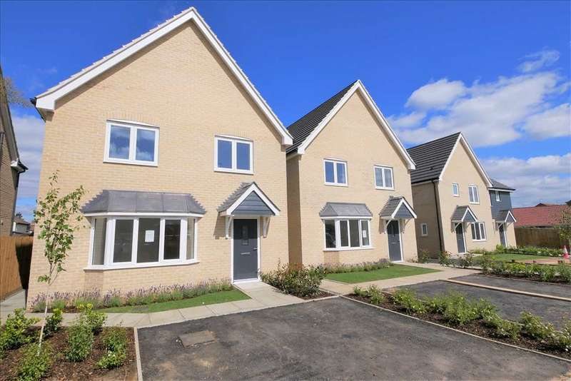 4 Bedrooms Detached House for sale in Blue Barn Close, Trimley, Trimley