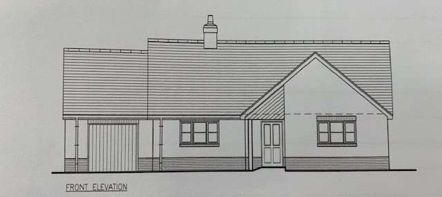 3 Bedrooms Detached Bungalow for sale in Plot 20 The Angle, Land South Of Kilvelgy Park, Kilgetty, Pembrokeshire