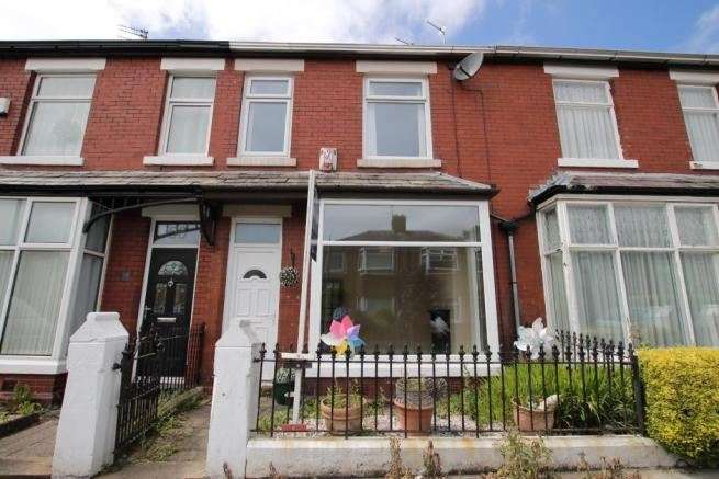 2 Bedrooms Property for sale in Willis Road, Blackburn, Lancashire, BB2 2UA
