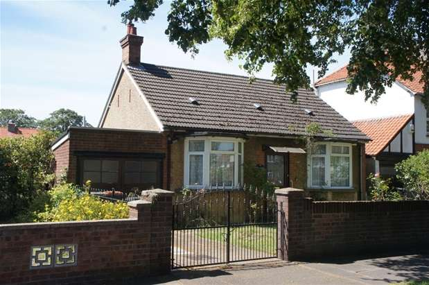 2 Bedrooms Detached Bungalow for sale in Elstow Road, Bedford