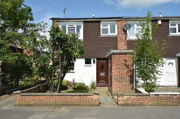 3 Bedrooms End Of Terrace House for sale in Cheviot Road, Slough, Berkshire