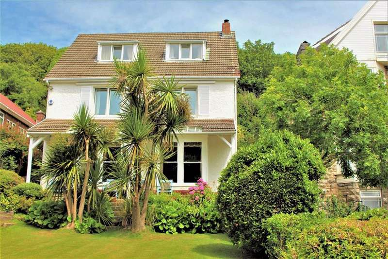 5 Bedrooms Detached House for sale in Rotherslade Road, Langland