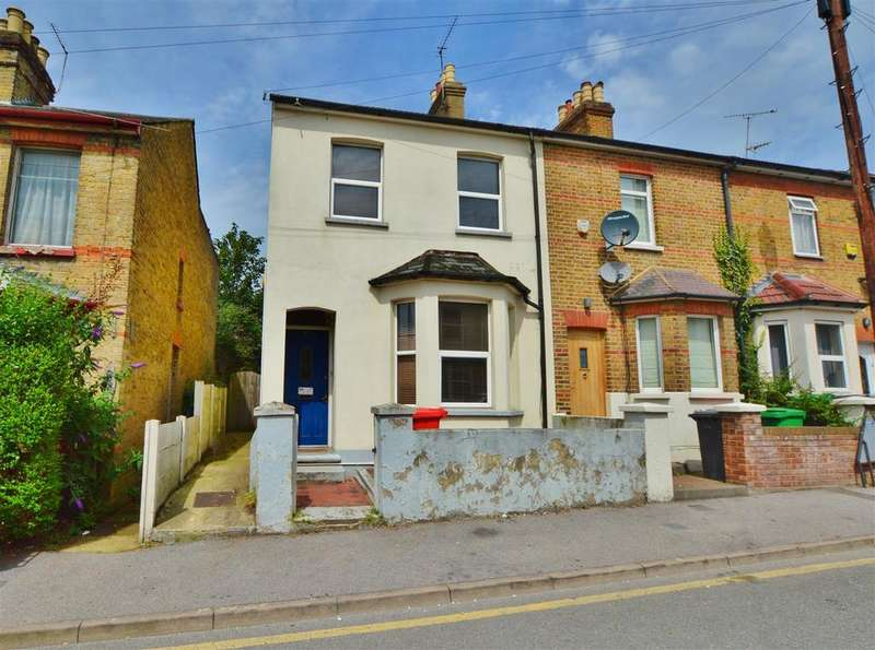 2 Bedrooms End Of Terrace House for sale in Hillside, Slough