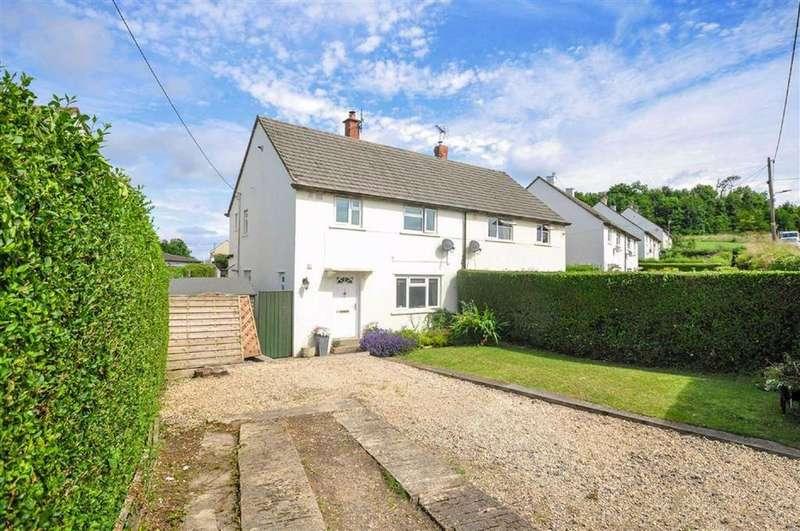 3 Bedrooms Semi Detached House for sale in Bisley Road, Stroud