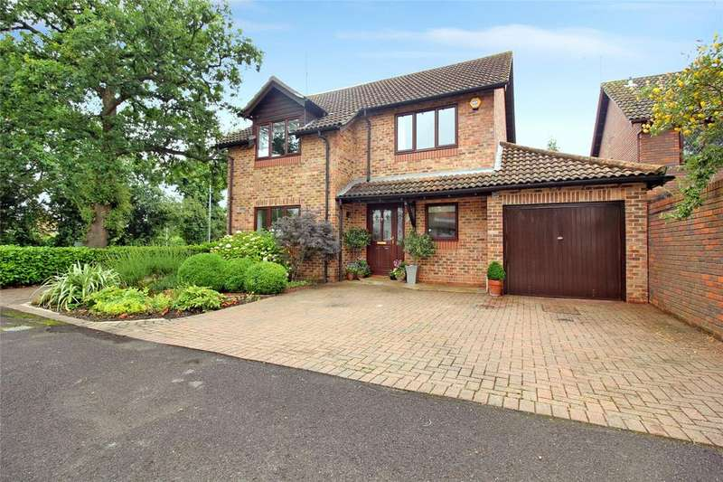 4 Bedrooms Detached House for sale in Elm Lane, Lower Earley, Reading, Berkshire, RG6