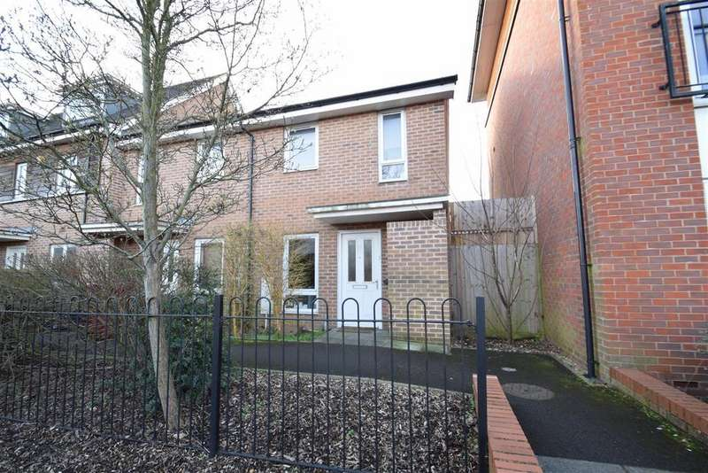 2 Bedrooms House for sale in Amersham Road, Caversham, Reading