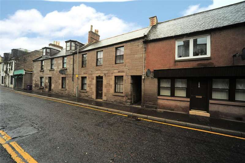2 Bedrooms End Of Terrace House for sale in 101 High Street, Brechin, Angus, DD9