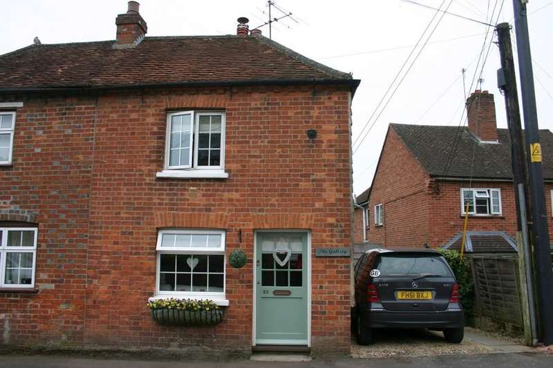 2 Bedrooms Cottage House for sale in Prospect Road, Hungerford