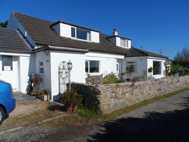 3 Bedrooms Detached House for sale in Bodorgan, Anglesey