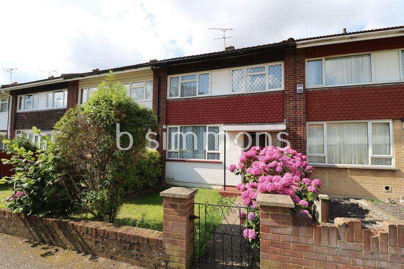 3 Bedrooms Terraced House for sale in Tamar Way, Langley