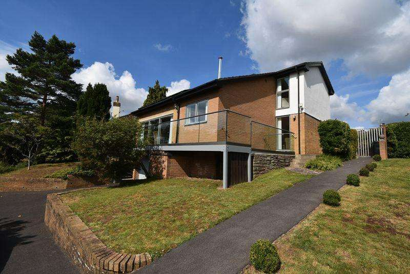 4 Bedrooms Detached House for sale in Charnhill Vale Mangotsfield
