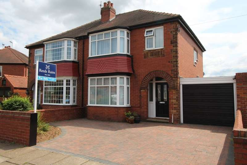 3 Bedrooms Semi Detached House for sale in Oakhill Road, Wheatley Hills, Doncaster, DN2