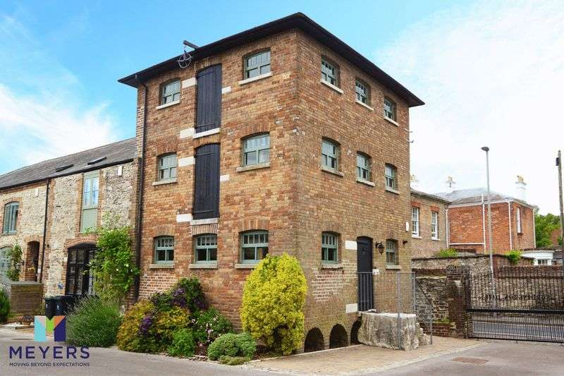 4 Bedrooms Property for sale in Fordington Dairy Athelstan Road, Dorchester