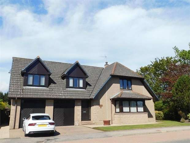4 Bedrooms Detached House for sale in Station Road, Longside, Peterhead, Aberdeenshire