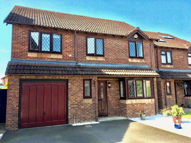 4 Bedrooms Detached House for sale in Agricola Way, Thatcham, Berkshire, RG19 4GB