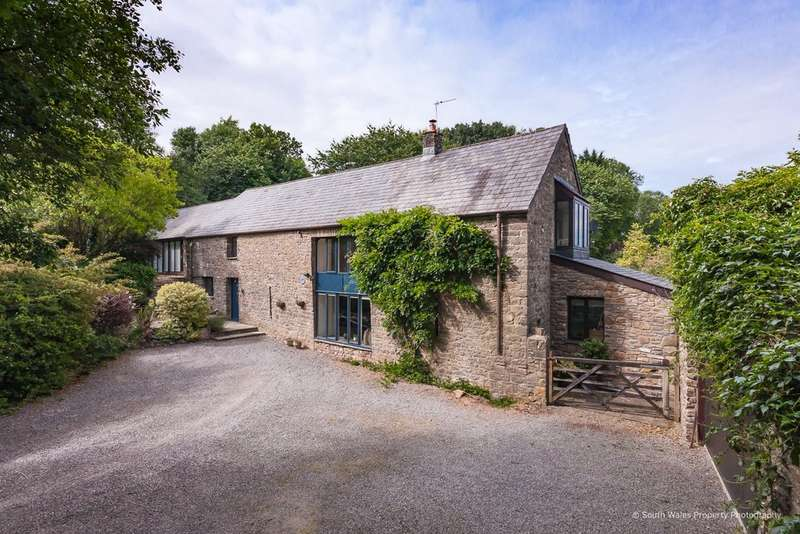 5 Bedrooms Unique Property for sale in Newton, Near Cowbridge, Vale of Glamorgan, CF71 7RZ