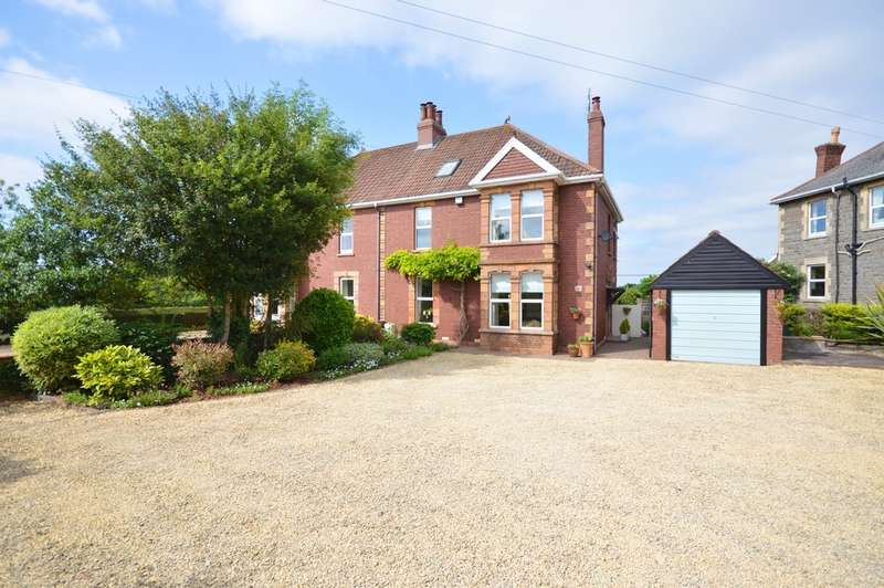 5 Bedrooms Semi Detached House for sale in Bath Road, Keynsham, BS31