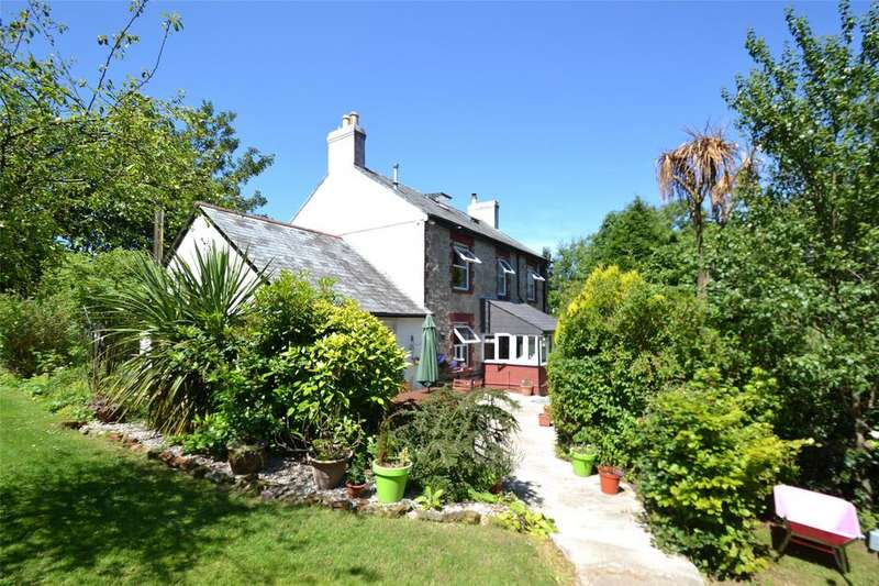 4 Bedrooms Detached House for sale in Maudlin, Bodmin