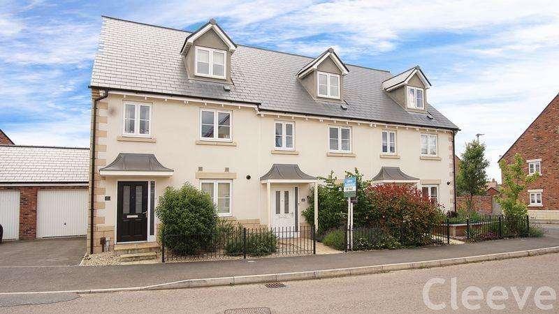 3 Bedrooms Terraced House for sale in Sunrise Avenue, Cheltenham