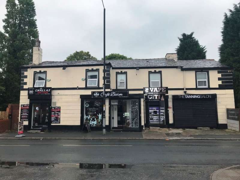 Commercial Property for sale in 77 Culcheth Lane, Newton Heath, Manchester, Greater Manchester