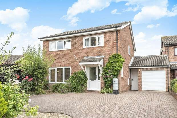 4 Bedrooms Detached House for sale in Regent Close, Bedford