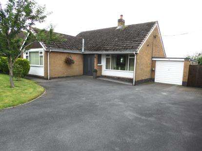 2 Bedrooms Bungalow for sale in Rilshaw Lane, Winsford, Cheshire