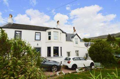 2 Bedrooms Semi Detached House for sale in Main Road, Fairlie