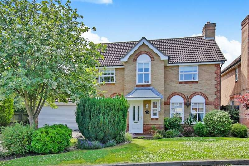 4 Bedrooms Detached House for sale in Poppyfields, Chester Le Street, DH2