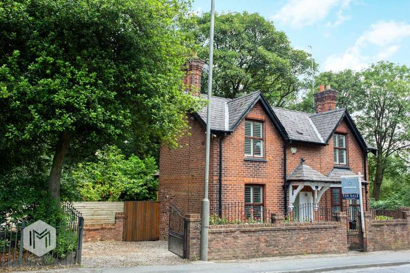 4 Bedrooms Detached House for sale in Church Street, Newton-le-Willows, Merseyside, WA12
