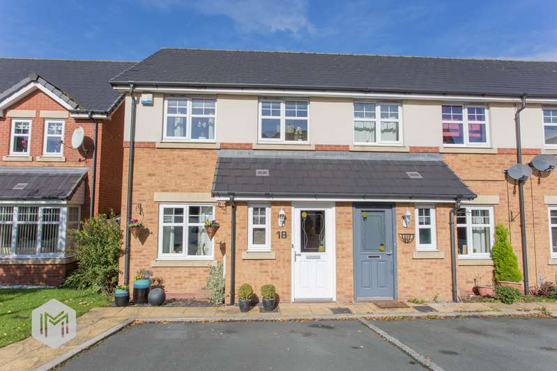 3 Bedrooms House for sale in Coppice Close, Lostock, Bolton, BL6