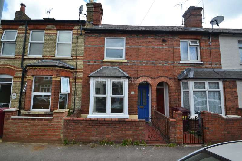 3 Bedrooms Terraced House for sale in Cranbury Road, Reading