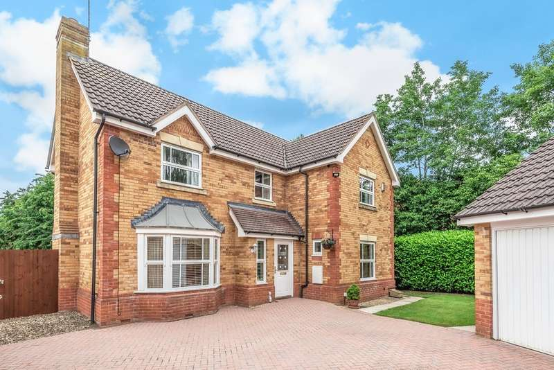 4 Bedrooms Detached House for sale in Grace Gardens, Cheltenham
