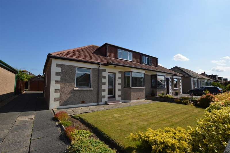 3 Bedrooms Semi Detached House for sale in 13 Dykesfield Place, SALTCOATS, KA21 6DB